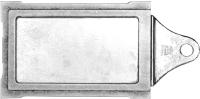 Задвижка дымохода Балезинский ЛМЗ ЛМЗ ЗВ-3 (Б) (240x130мм) -