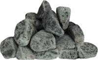 Камни для бани No Brand Габбро-диабаз обвалованный мелкий (20кг) -