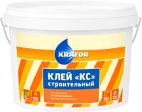 Клей Krafor КС Строительный Термостойкий (1.5кг) -