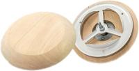 Клапан вентиляционный для бани СаунаКомплект Тарельчатый К-125 -