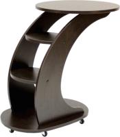 Приставной столик Импэкс Стелс (венге) -
