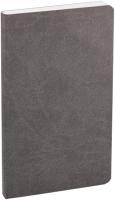Записная книжка Hatber Лайт / 72ББL6В2-03908 (графит) -