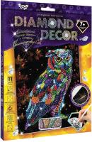 Набор алмазной вышивки Danko Toys Diamond Decor / DD-01-09 -