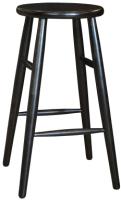 Табурет барный Экомебель Дубна Модерн высокий 42x42x74 (венге) -