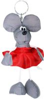 Брелок Darvish Мышка / DV-4594 (светоотражающий) -