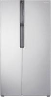 Холодильник с морозильником Samsung RS552NRUASL/WT -