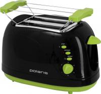 Тостер Polaris PET 0706LB (Black-Green) -