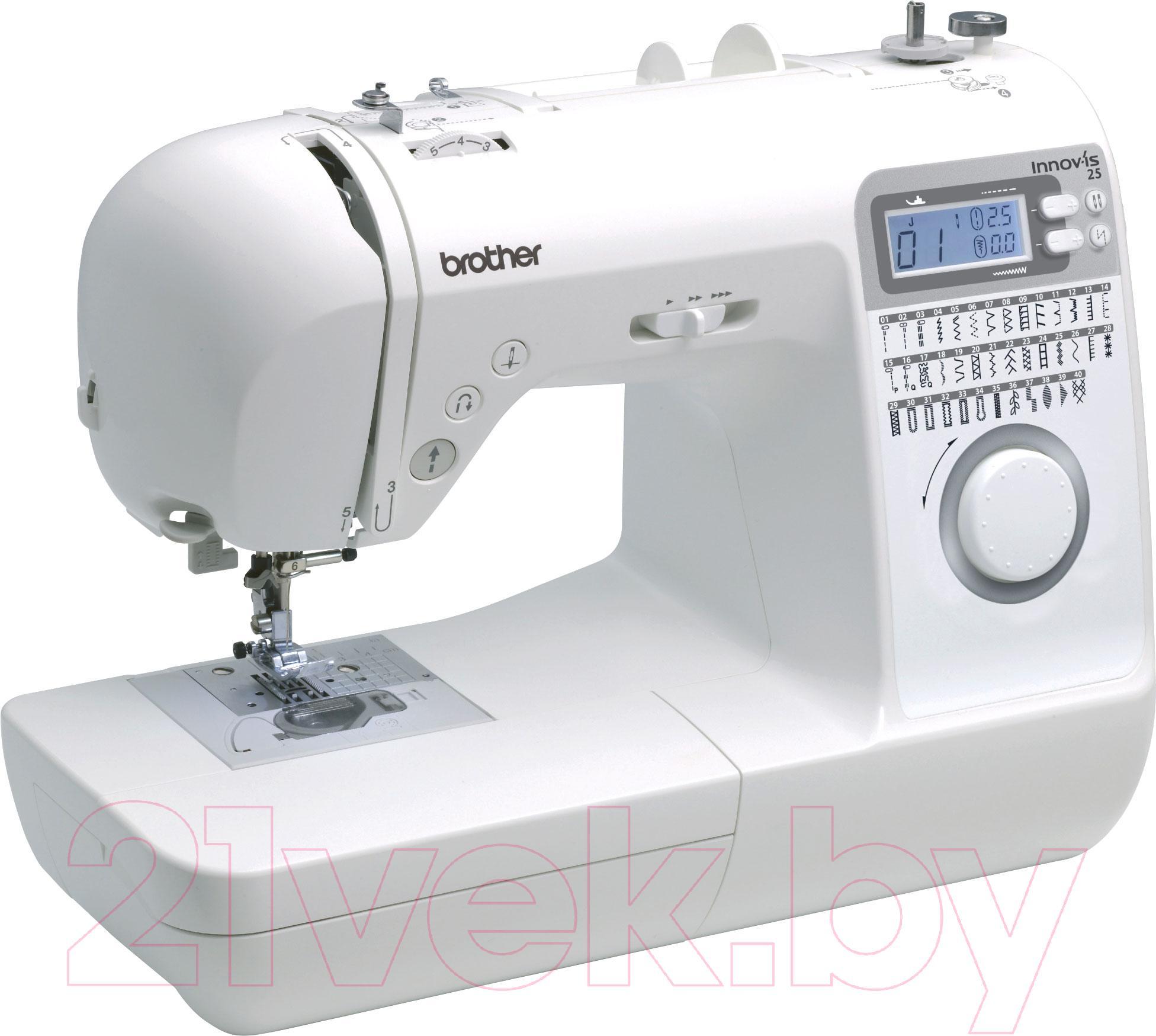 Купить Швейная машина Brother, Innov-is 25, Китай