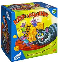 Настольная игра Dream Makers Кот и мыши / 707-38 -
