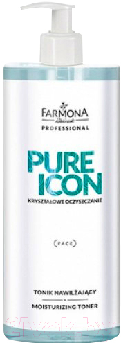 Купить Тоник для лица Farmona Professional, Pure Icon для нормальной сухой обезвоженной кожи (500мл), Польша