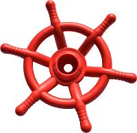 Аксессуар для детской площадки Perfetto Sport ШтурвалШторм PS-318 (красный) -