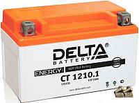 Мотоаккумулятор DELTA AGM СТ 1210.1 / YTZ10S (10 А/ч) -