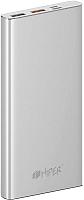 Портативное зарядное устройство HIPER MPX10000 (серебристый) -