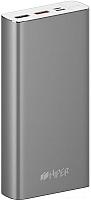 Портативное зарядное устройство HIPER MPX20000 (серый космос) -