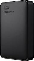 Внешний жесткий диск Western Digital Elements Portable 4TB (WDBU6Y0040BBK-WESN) -