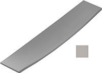 Декоративная накладка для трапа Jacob Delafon Flight Neus E62C90-S21  (матовое серебро) -