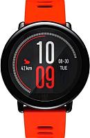 Умные часы Amazfit Pace (красный) -