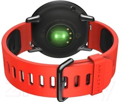 Умные часы Amazfit Pace (красный)