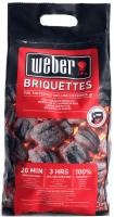Брикеты для розжига Weber 17590 (4кг) -