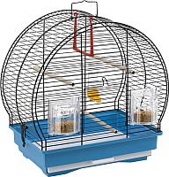Клетка для птиц Ferplast Luna 1 / 52004517W1 (голубой) -