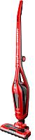 Вертикальный портативный пылесос Hyundai H-VCH03 (красный) -