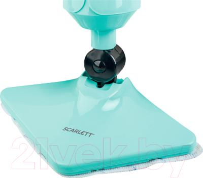 Пароочиститель Scarlett SC-SM31B01 (бирюзовый)