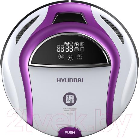 Купить Робот-пылесос Hyundai, H-VCRQ70 (фиолетовый), Китай