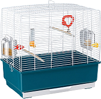 Клетка для птиц Ferplast Rekord 3 / 52009801 (белый) -