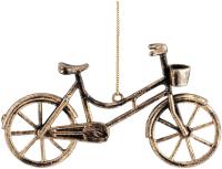 Елочная игрушка Erich Krause Decor Велосипед / 51152 -