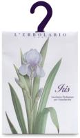 Ароматическое саше L'Erbolario Ирис для гардероба -