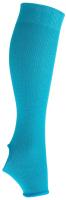 Гетры для художественной гимнастики Chante Stella / CH38-M30A-2321-40 (30см, Aquamarine) -