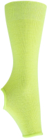 Гетры для художественной гимнастики Chante Stella / CH38-M30L-2321-40 (30см, Lime) -