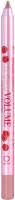 Карандаш для губ Vivienne Sabo Le grand volume Устойчивый гелевый тон 01 (светлый нюд) -