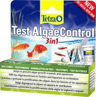 Тест для аквариумной воды Tetra Test AlgaeControl 3in1 / 299078/711831 -