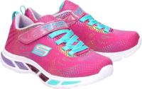 Кроссовки детские Skechers 10959L-NPMT / 1Y1HUSF3QQ (р.13.5, розовый/мультицвет) -