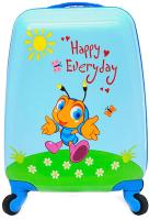 Чемодан на колесах Pride Kids Счастливая пчелка -