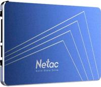 SSD диск Netac N600S 2.5 SATAIII 128GB (NT01N600S-128G-S3X) -