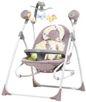 Качели для новорожденных Carrello Nanny CRL-0005 (Beige Tree) -