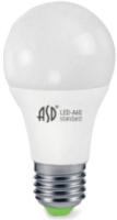 Лампа ASD LED A60 Standard 11Вт 230В Е27 4000К 990Лм -