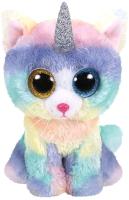 Мягкая игрушка TY Beanie Boo's Кошка Heather / 36250 -