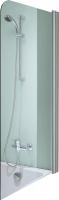 Стеклянная шторка для ванны Kolpa-San Quat TP 75 -