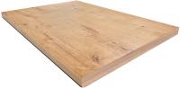 Столешница для шкафа-стола Интерлиния Дуб бунратти 26 (140x60) -