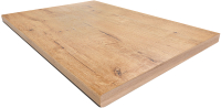 Столешница для шкафа-стола Интерлиния Дуб бунратти 38 (80x60) -