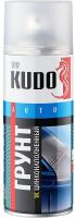 Грунтовка автомобильная Kudo Цинконаполненный / KU-2301 (520мл) -