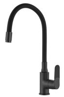 Смеситель Invena Joga Plus BZ-32-P04-C (черный) -