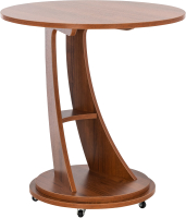 Приставной столик Импэкс Акцент 2 (орех) -