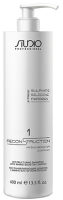 Шампунь для волос Kapous Восстанавливающий с амино-бустер комплексом / 2489  (400мл) -