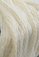 Плед Polesie 8С0419-Д43 210x170 (молоко) -