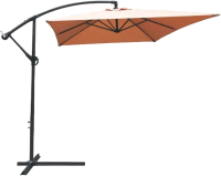 Зонт садовый Green Glade 6403 (светло-коричневый) -