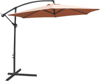 Зонт садовый Green Glade 6003 (светло-коричневый) -